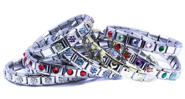 Italian Charms Nomination стильные модные молодежные браслеты