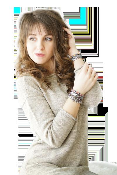 красивые браслеты в подарок для девушки