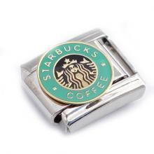 Звено браслета кафе Starbucks